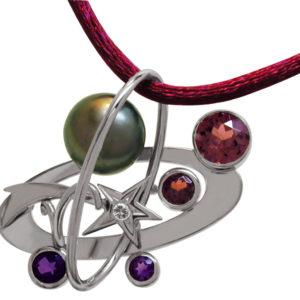 Colliers et pendentifs joaillerie